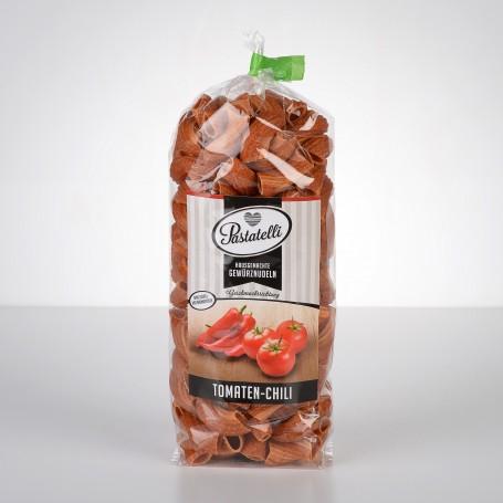 Tomaten-Chili-Nudeln