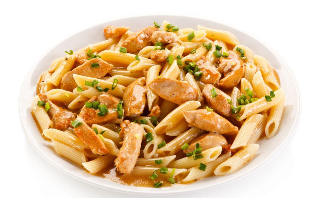 Fenchel-Gewürz-Nudeln mit Hühnerbrust Rezept