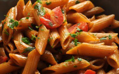 Tomaten-Chili-Nudeln All' arrabiata Rezept