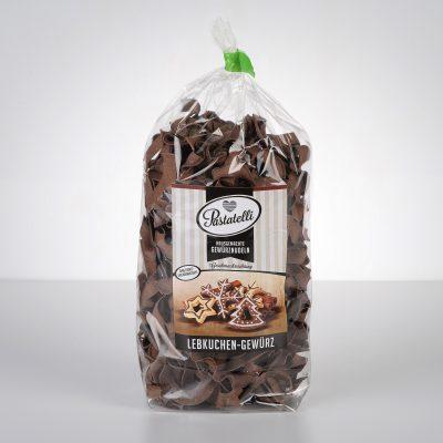 Verpackung Gewürznudeln Lebkuchen Pastatelli