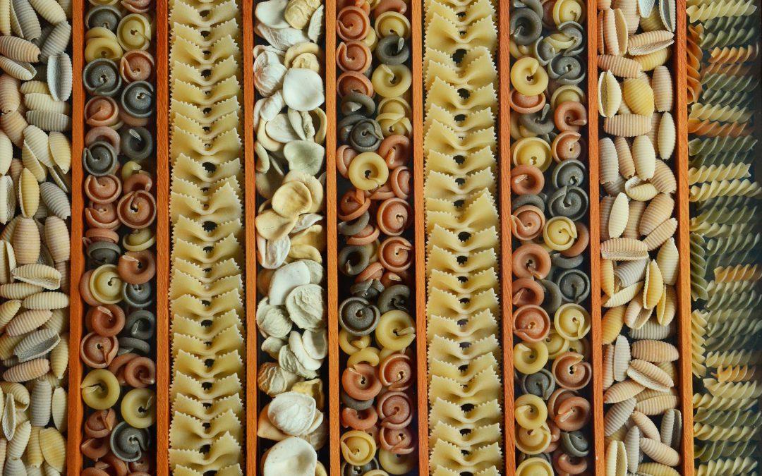 Welche Nudelsorten gibt es eigentlich?