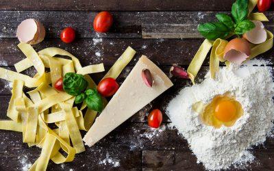 Die traditionelle italienische Pasta – Grundrezept