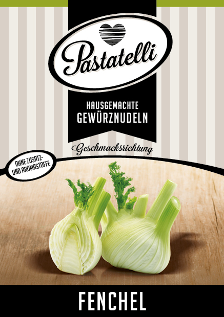 Fenchel-Nudeln