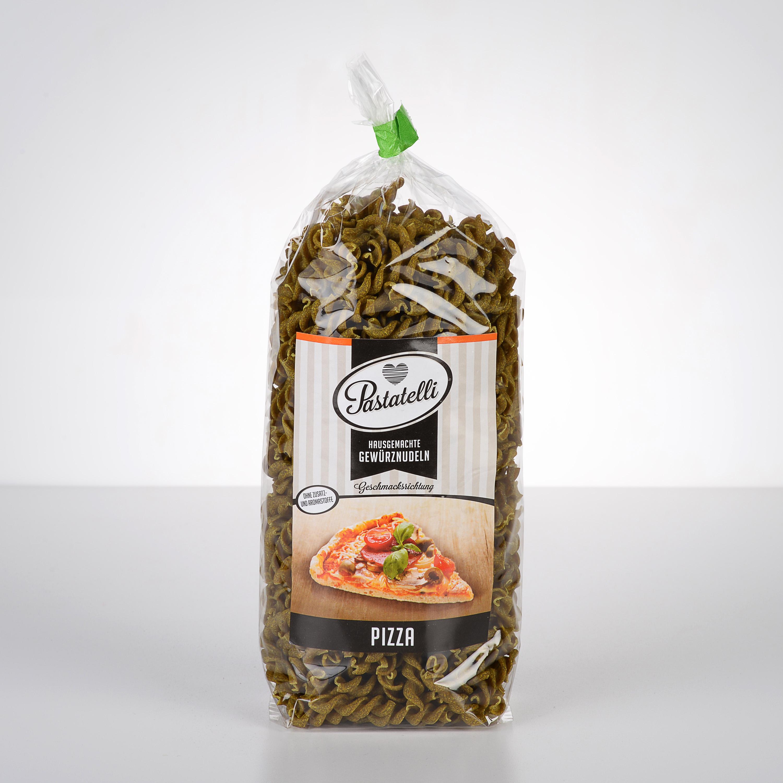 Verpackung Gewürznudeln Pizza Pastatelli